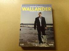 3-DISC DVD BOX / WALLANDER: SEASON 1 (HENNING MANKELL, KENNETH BRANAGH)