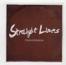 (ID238) Straight Lines, Commitments - 2012 DJ CD