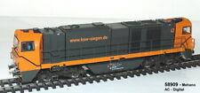 Mehano 58909 - Locomotive Diesel G2000 Bb Asy. Cabine Ksw- Ep.v / Vi- Ac Son