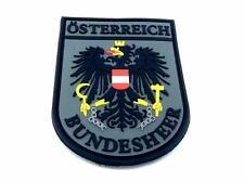 Österreich Bundesheer Austria Army Airsoft PVC Patch