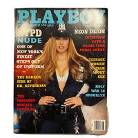 PLAYBOY Back Issue Magazine Vintage Centerfold August 1994 Kevorkian