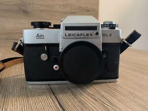 Leica Leitz Leicaflex Sl2 Top Zustand