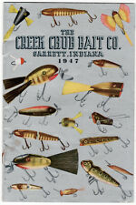CREEK CHUB BAIT CO. – 1947 CATALOG