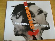 U2 AND GREEN DAY THE SAINTS ARE COMING CD'S  MINT-