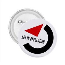 "Art in Revolution 2.25"" Button Badge BTTF Marty Mcfly"