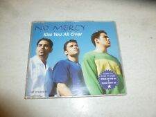 NO MERCY - Kiss You All Over - Deleted 1997 UK 4-track CD single
