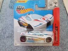 Hot Wheels 2014 # 141/250 HONDA Shot Blanco HW CARRERA bff45 LOTE D