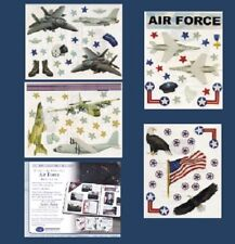 Creative Memories Stars & Stripes - Stars & Stripes - AIR FORCE Sticker Pack