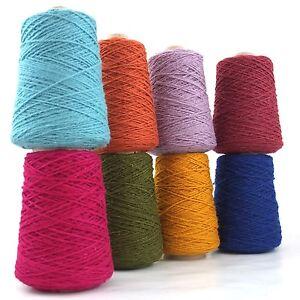 Wool Nylon Axminster Yarn, Rug Making, Weaving,Tapestry,Punch Needle,Tufting Gun