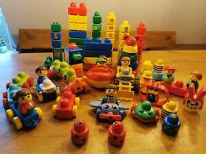 Lego Primo duplo Baby Konvolut ca. 90 Teile