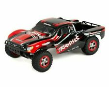 Traxxas 58034-1 1:10 2WD 2WD Short Course Racing Diecast Truck - Red/Black