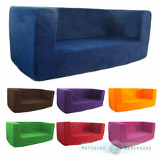 Faux Suede Sofas for Children