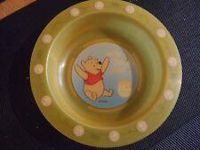 Winnie the Pooh kids children's bowl. Bisphenol A free