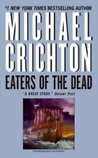 Eaters of the Dead by Michael Crichton (2006, Paperback) Free Shipping