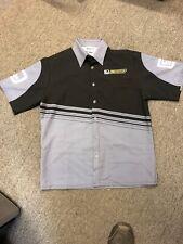 Team Scott Revi Pitt Collard Shirt. Size Large