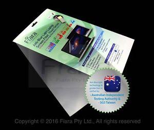 13.3 inch - Fiara Anti Blue Light Screen Protector / Filter | Self-Adhesive Film