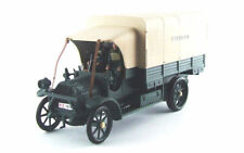 RIO 1:43 Royal Italian Army Fiat 18 BL Transport Truck with 4 Figures, #RIO19151