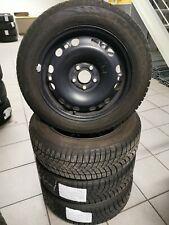 Winterreifen auf Stahlfelge für Seat Ibiza Firestone 185/60 R15 84T