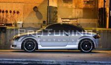 Para Audi TT 8N MK1 RS Lateral Faldas Umbral Cubierta de extensión izquierda derecha cover set