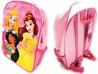 Disney Principessa Belle + Zaino Junior Scuola Borsa & Tasca Laterale 8246