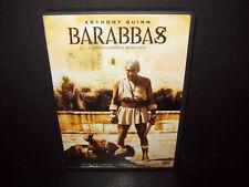Barabbas - DVD - 1961 - Anthony Quinn - Jack Palance - Ernest Borgnine NEAR MINT