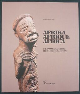 STEPIC - AFRIKA AFRIQUE AFRICA, THE STEPIC COLLECTION - BRANDSTÄTTER Cameroun