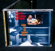 SCOTT WESLEY BROWN Living In The Comfort Zone 1990 CD RARE