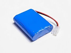 Li-Ion Lithium Rechargeable Battery Pack 11.1V 3200mAh 10A 36Wh 3S1P