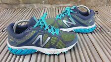 New Balance Running Shoe/Trainer TECH RIDE TERRAIN 610v5,Green/Blue /Grey UK 5