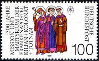1424 postfrisch BRD Bund Deutschland Briefmarke Jahrgang 1989