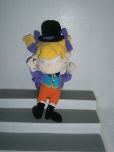 ST1870 Angelica Pickle Rugrats  Plush Toy 2004
