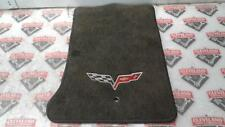 2005-2013 C6 CHEVROLET CORVETTE Aftermarket Floor Mat RH Right Passenger Gray