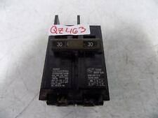 I-T-E 30A 2-POLE CIRCUIT BREAKER LL-8807