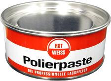 ROTWEISS Polierpaste 200ml (3,49�'�/100ml) Lackpolitur u. Chromreiniger