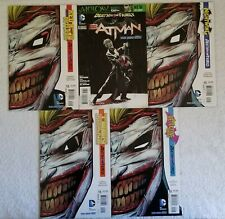 New 52 Death Of The Family 7.5 VF + All In Very Condition