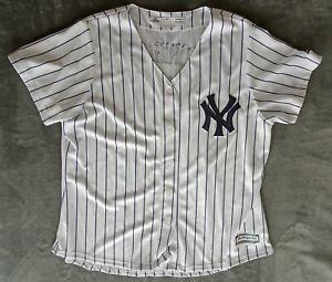 New York Yankees Women's Rodriguez Jersey Size 2XL