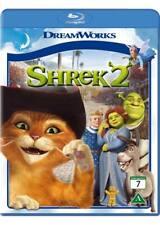 Shrek 2 (Blu-Ray) [Danish Import] BLU-RAY NEW