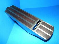 Steers Patent Brattleboro Tool No 303 wood plane w/ rosewood sole repainted