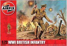 Airfix A01727 Ww.i British Infantry 1 72