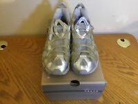 EXTREMELY RARE Nike Air Kukini SILVER FOIL sneakers (2001) 10.5 Mens sneakers