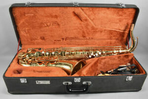 g80m45- Saxophon Yanagisawa mit Koffer, Japan