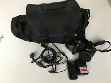 Lightly Used Sony Cyber-shot DSC-H50 9.1MP Digital Camera - Black.