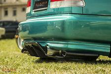 Honda Civic Top Secret / Shine Style Diffuser / Undertray Racing Performance v4