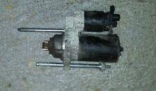 New beetle starter motor taken from a 2004 1.6 car
