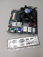 AVALUE EMX-Q87 4TH GEN INTEL® CORE™ MINI ITX MOTHERBOARD w/ i7 4770s 3.1GHz 4GB