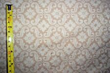 "Laura Ashley Sitwell vintage curtains 49""d x 104""w gold mustard"