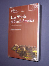 Teaching Co Great Courses CDs         LOST WORLDS of SOUTH AMERICA   new sealed