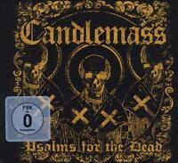 Psalms For The Dead (CD + DVD) von Candlemass (2012)  NEU  / VERSIEGELT / SEALED