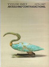 Y. de Smet - RESOLVING CONTRADICTIONS - 1979 - 1987