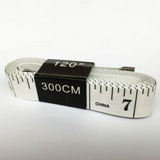 Body Measuring Tape 120in/300cm Sewing Tailor Tape Measure for Body Measurement